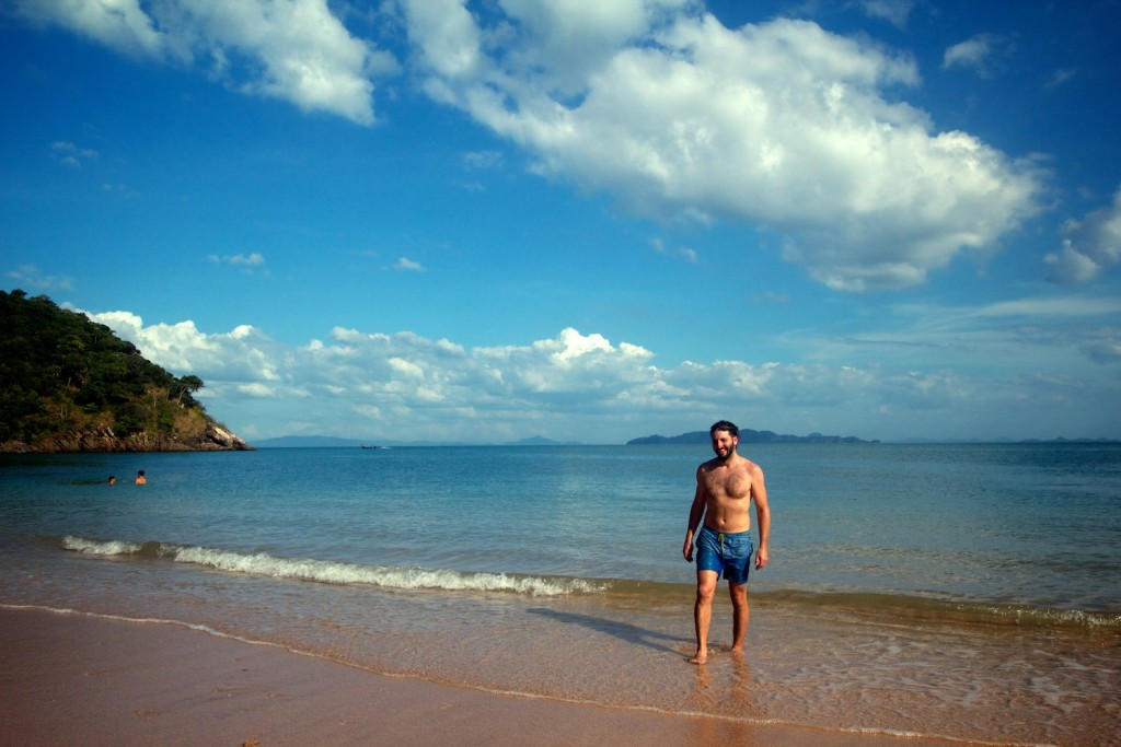Koh Lanta's National Park. Could be worse