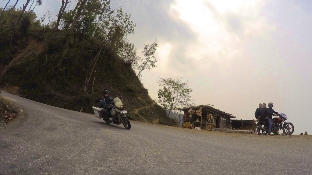 Hacking through the Himalayas