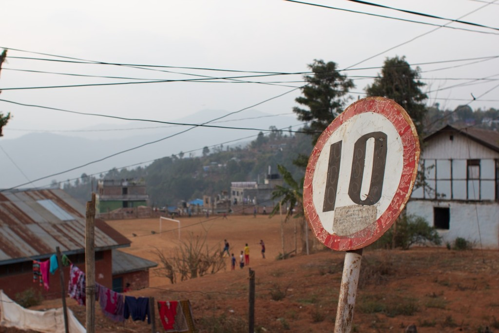 10km/h is the limit in Phidim