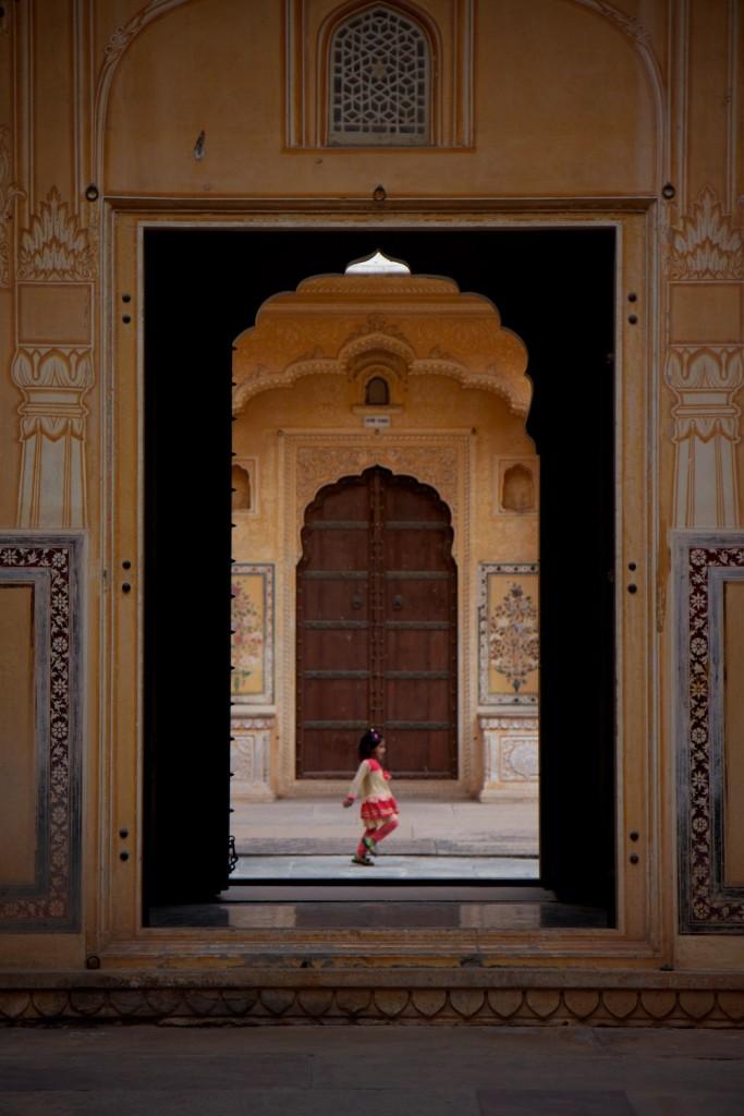 Nahargarh Fort, above Jaipur
