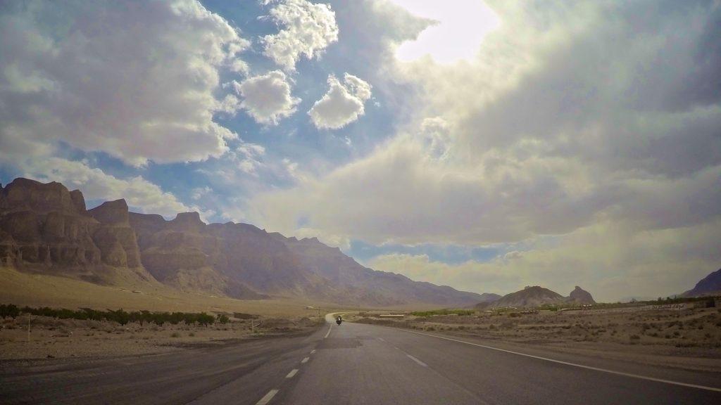 Every kilometre in Iran has been simply breathtaking